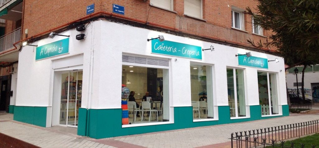 Franquicias A`Capricho se lanza al mercado de las franquicias de cafeterias en España