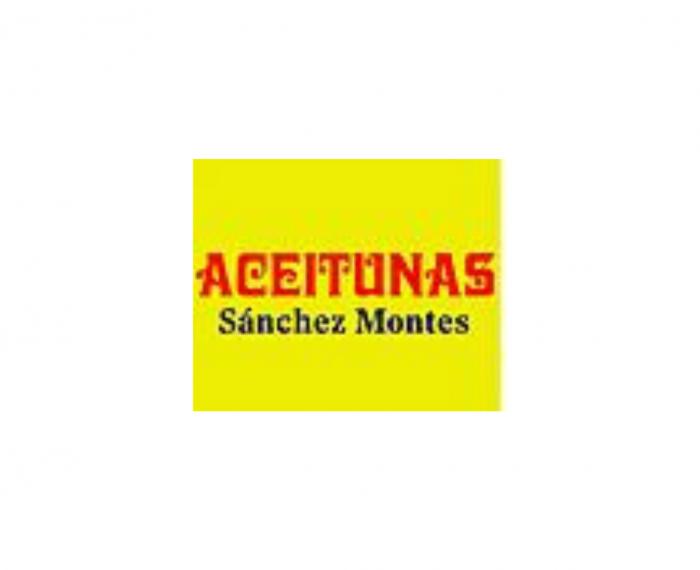 Aceitunas Sánchez Montes