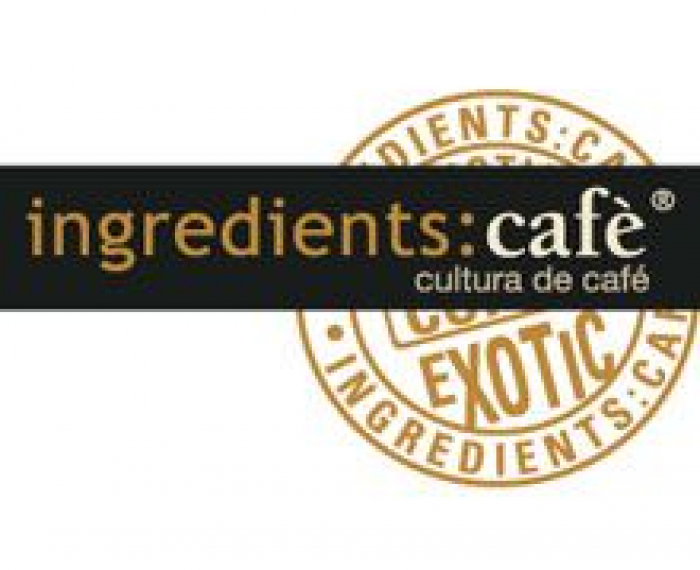 INGREDIENTS CAFÉ